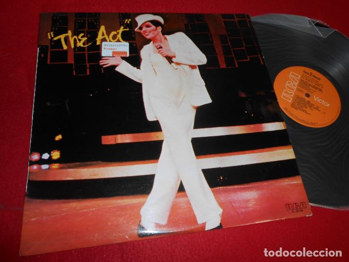 Discos de vinilo: THE ACT MUSICAL BSO OST LIZA MINNELLI LP 1978 RCA EDICION ESPAÑOLA SPAIN - Foto 1 - 113680083