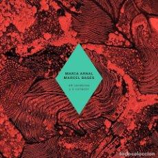 Discos de vinilo: LP MARIA ARNAL I MARCEL BAGES 45 CEREBROS Y 1 CORAZON VINILO. Lote 113825546