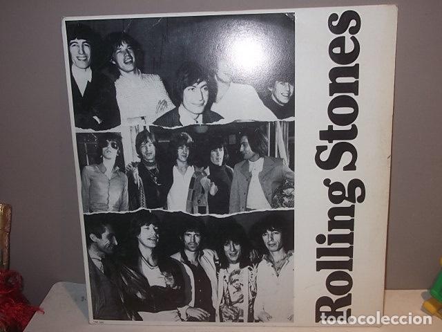 RARO ROLLING STONES STUDIO OUTTAKES DOBLE LP EN MUY BUEN ESTADO (Música - Discos de Vinilo - Maxi Singles - Pop - Rock Extranjero de los 50 y 60)