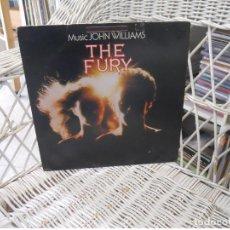 Discos de vinilo: JOHN WILLIAMS – THE FURY (ORIGINAL SOUNDTRACK RECORDING).LP ORIGINAL USA 1978. Lote 113698067