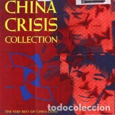 Discos de vinilo: CHINA CRISIS ‎– COLLECTION (THE VERY BEST OF CHINA CRISIS) – LP VINILO. Lote 113698143