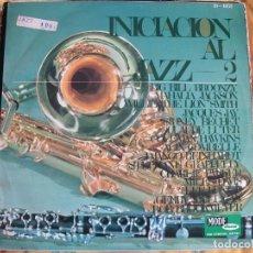 Discos de vinilo: LP - INICIACION AL JAZZ VOL. 2 - VARIOS (SPAIN, MODE DISCOS 1967). Lote 113701315