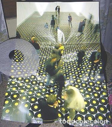 Discos de vinilo: CHRISTIAN MARCLAY - FOOSTEPS - REC REC MUSIC -REC REC 26 LC 7981 SÓLO 1000 COPIAS EDITADAS. - Foto 4 - 113718791