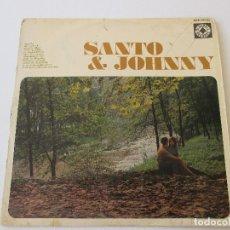 Disques de vinyle: SANTO Y JOHNNY HLB (S) 491-01 HISPAVOX 1968 L´AMOUR EST BLEU SLEEP WALK 68 I SAY A LITTLE PRAYER.... Lote 113719027