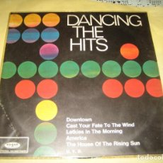 Discos de vinilo: DANCING THE HITS - ED. GERMANY . Lote 113724199