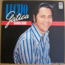 Discos de vinilo: DISCOS (LUCHO GATICA) GRANDES EXITOS. Lote 113730223