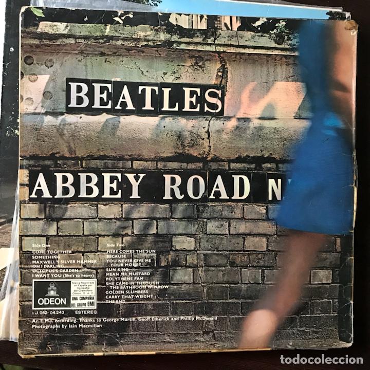 Discos de vinilo: Abbey road. The Beatles - Foto 2 - 113734463