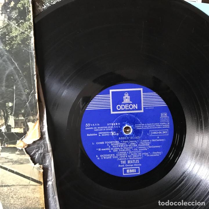 Discos de vinilo: Abbey road. The Beatles - Foto 3 - 113734463