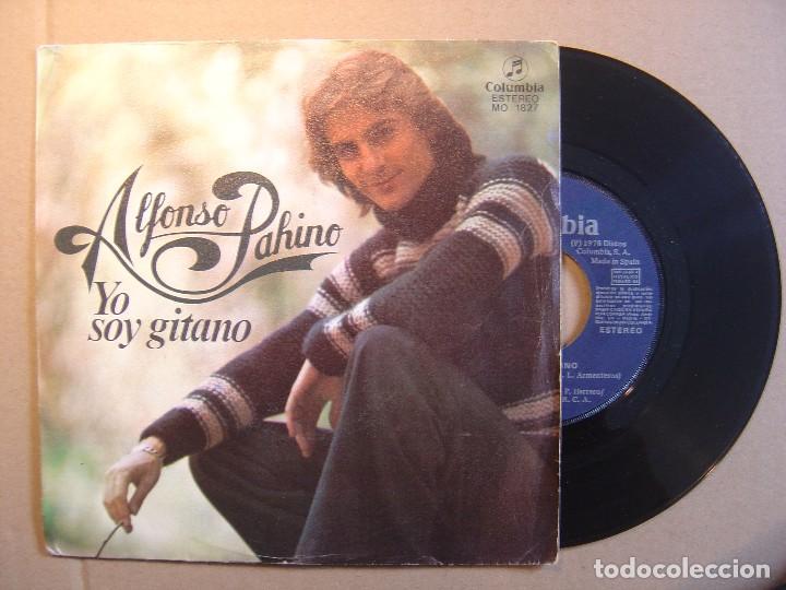 Alfonso Pahino Yo Soy Gitano Cuando Tu Te V Comprar Discos Singles Vinilos De Música Flamenco Canción Española Y Cuplé En Todocoleccion 113818975