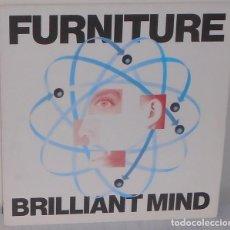 Discos de vinilo: FURNITURE - BRILLIANT MIND SURVIVAL - 1991 . Lote 113835831