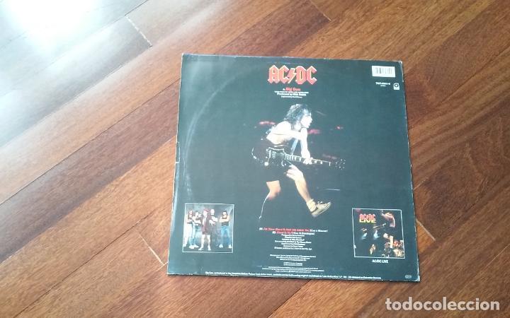 Discos de vinilo: Ac dc -big gun + 2 temas.maxi - Foto 2 - 113844407