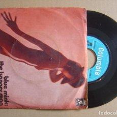 Discos de vinilo: BLUE MINK - THE BANNER MAN + MIND YOUR BUSINESS - SINGLE ALEMAN - COLUMBIA. Lote 113846823