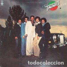 Discos de vinilo: TAVARES - LOVE STORM (LP, GAT) LABEL:CAPITOL RECORDS, CAPITOL RECORDS CAT#: E-ST 11628, 0C 062 ◦ 85. Lote 113853935