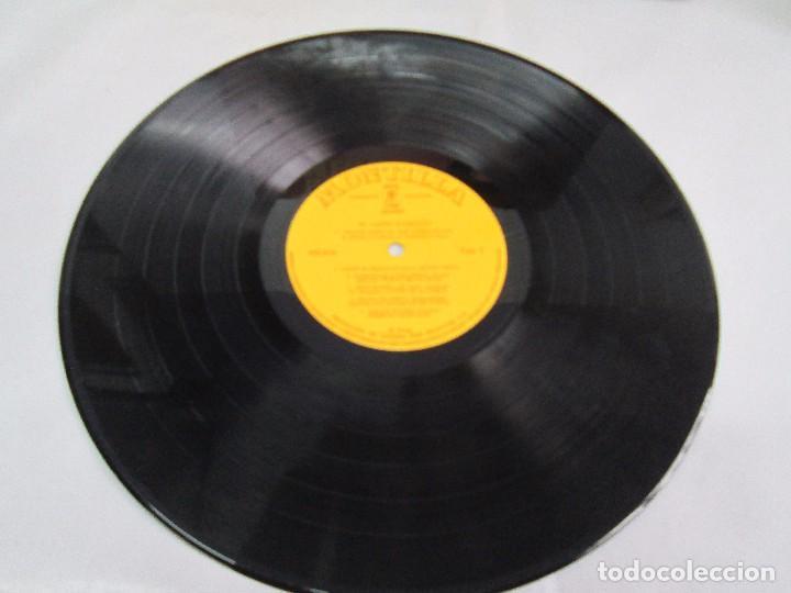 Discos de vinilo: EL CANTE FLAMENCO. LP VINILO. MONTILLA. 1962. VER FOTOGRAFIAS ADJUNTAS - Foto 9 - 113858523