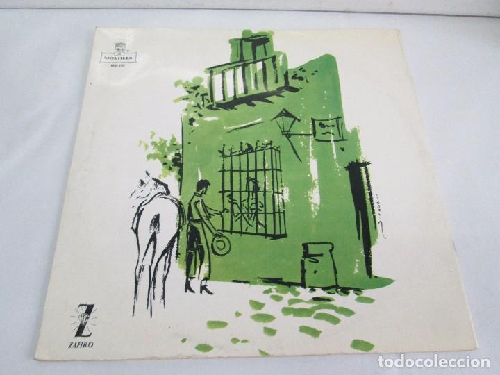 Discos de vinilo: EL CANTE FLAMENCO. LP VINILO. MONTILLA. 1962. VER FOTOGRAFIAS ADJUNTAS - Foto 11 - 113858523