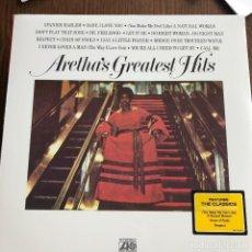 Discos de vinilo: ARETHA FRANKLIN - ARETHA'S GREATEST HITS (!971) - LP REEDICIÓN ATLANTIC 2016 NUEVO. Lote 113888131