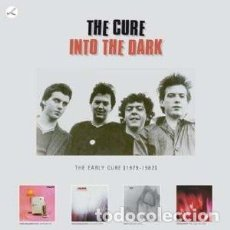 Discos de vinilo: 4X LP-THE CURE – INTO THE DARK : THE EARLY CURE (1979-1982) UNOFFICIAL MINT. Lote 113895579