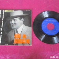 Discos de vinilo: NIÑO DE MARCHENA AIRES DE OCAÑA CANCION DE LAS VENTAS AIRES DE BARBATE EP 1966 EMI-ODEON. Lote 113913579