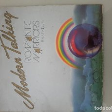 Discos de vinilo: MODERN TALINKG ROMANTIC WARRIORS THE 5TH ALBUM. Lote 113916943