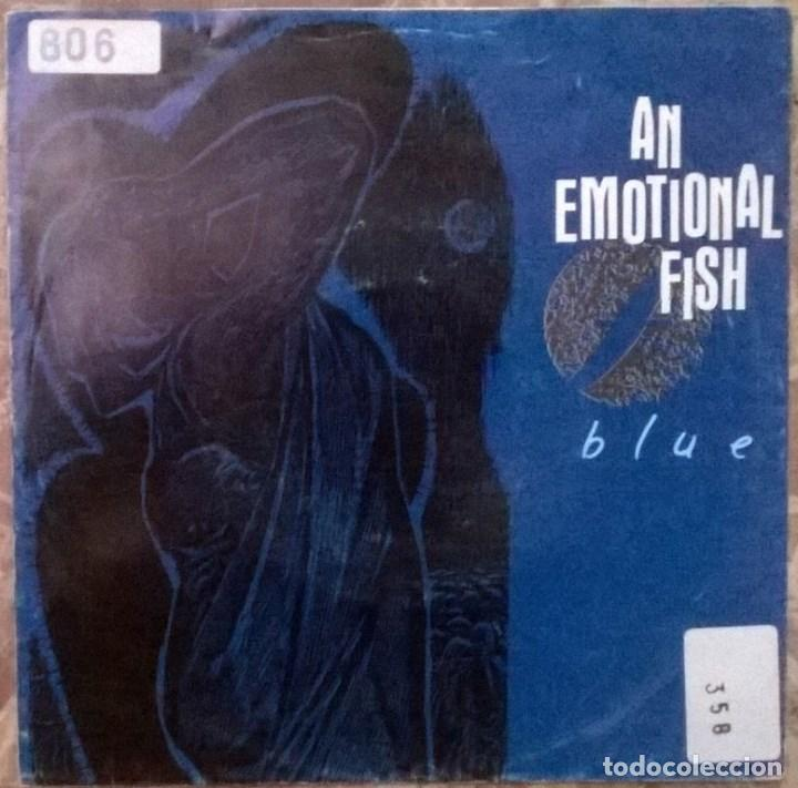 An Emotional Fish  Blue/ An obvious song  Wea, Germany 1990 single