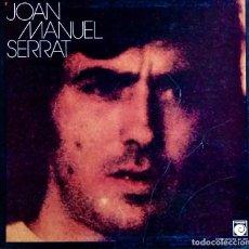 Discos de vinilo: JOAN MANUEL SERRAT, CANCIÓN INFANTIL. LP ORIGINAL CON PORTADA DOBLE. Lote 113938291