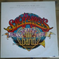 Discos de vinilo: SGT. PEPPER'S -THE ORIGINAL MOTION PICTURE SOUND TRACK-DOBLE LP 1978 ED. ESPAÑOLA RSO. Lote 113940411