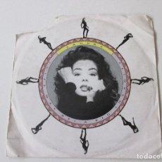 Discos de vinilo: SANDRA (LIFE MAY BE) A BIG INSANITY +1 VIRGIN 1990. Lote 113960547