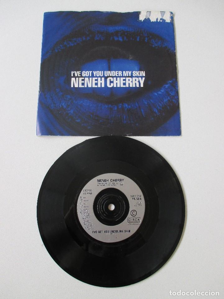 Discos de vinilo: Neneh Cherry I´ve got you under my skin +1 CIRCA 1990 - Foto 3 - 113965075