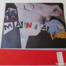 Discos de vinilo: MANIA KING KONG +1 CITRA 1985. Lote 113966419