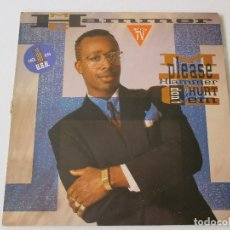 Discos de vinilo: MC HAMMER PLEASE HAMMER DON´T HURT´EM CAPITOL 1990. Lote 113968651
