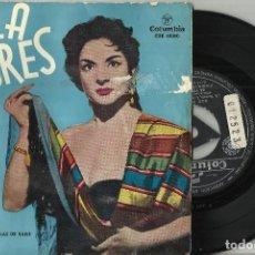 Discos de vinilo: LOLA FLORES EP OLE DOLORES + 3 1966. Lote 113969455