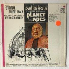 Discos de vinilo: 1968 US_ BUEN ESTADO _JERRY GOLDSMITH/PLANET OF THE APES. Lote 113971143