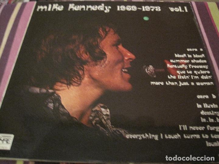 LP-MIKE KENNEDY VOL.1 1969/73 CFE 110 SPAIN 1983 (Música - Discos - LP Vinilo - Solistas Españoles de los 70 a la actualidad)