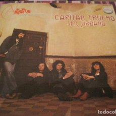 Discos de vinilo: LP-MAXI-ASFALTO CAPITAN TRUENO CHAPA DISCOS 36001 SPAIN 1978. Lote 113992467