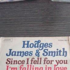 Discos de vinilo: HODGES JAMES SMITH. Lote 113996596