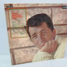 Discos de vinilo: DEAN MARTIN´S GREATEST HITS. LP VINILO. EMIDISC 1970. VER FOTOGRAFIAS ADJUNTAS. Lote 113999487
