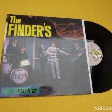 Discos de vinilo: HISTORIA DE LA MÚSICA POP ESPAÑOLA 69 LOS FINDER'S VOL.2 (M-/M-)COCODRILO LP Ç. Lote 114024003