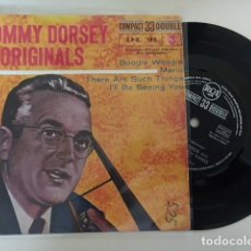 Discos de vinilo: TOMMY DORSEY AND HIS ORCH VOCAL F.SINATRA - TOMMY DORSEY ORIGINALS / EP RCA ‎LPC-102 / 1961 - ED ESP. Lote 114035611