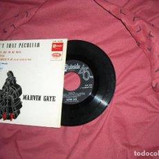 Discos de vinilo: MARVIN GAYE. AIN'T THAT PECULIAR. EP 1966 SPAIN VER FOTOS. Lote 114035935