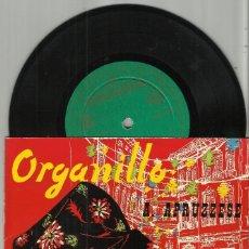 Discos de vinilo: ANTONIO APRUZZESE EP FUMANDO ESPERO + 3 1958-RAREZA. Lote 114047839