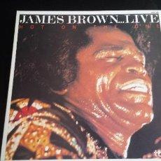 Discos de vinilo: 2 LP JAMES BROWN: HOT ON THE ONE (EDIC. FRANCIA 1980. DOBLE EN DIRECTO). Lote 114065931
