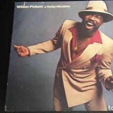 Discos de vinilo: LP WILSON PICKETT: A FUNKY SITUATION (EDIC. USA 1978). Lote 114066531