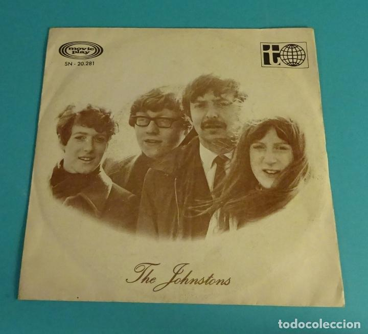THE JOHNSTONS. BOTH SIDES NOW. MY HOUSE (Música - Discos - Singles Vinilo - Country y Folk)