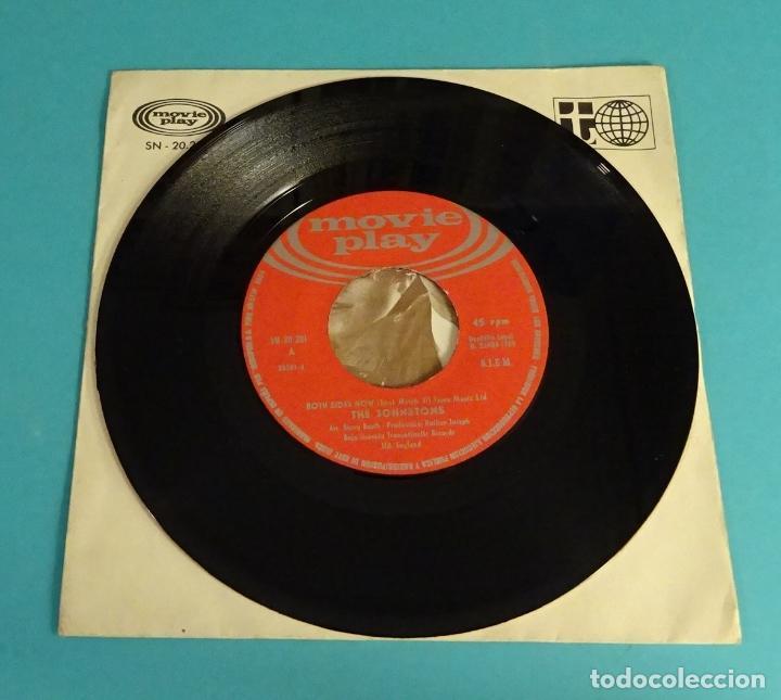 Discos de vinilo: THE JOHNSTONS. BOTH SIDES NOW. MY HOUSE - Foto 3 - 114083079