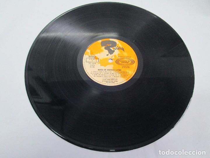 Discos de vinilo: MAGIA DE AMERICA LATINA. LOS INDIGENAS. LP VINILO MOVIEPLAY 1971. VER FOTOGRAFIAS - Foto 5 - 114088671