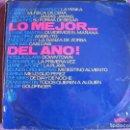 Discos de vinilo: LP - LO MEJOR DEL AÑO VOL. 2 - VARIOS (SPAIN, HISPAVOX 1965, VER FOTO ADJUNTA). Lote 114097723