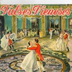 Discos de vinilo: VALSES VIENESES DE STRAUSS - ORQUESTA VIENESA DE CONCIERTOS EP 1961 LEA DENTRO TEMAS. Lote 114114703