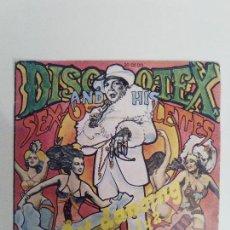 Discos de vinilo: DISCO TEX AND HIS SEX-O-LETTES GET DANCIN' PART 1 Y 2 ( 1974 CHELSEA ESPAÑA ) BUEN ESTADO GENERAL. Lote 114114763