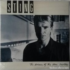 Discos de vinilo: STING ?– THE DREAM OF THE BLUE TURTLES. Lote 114118235