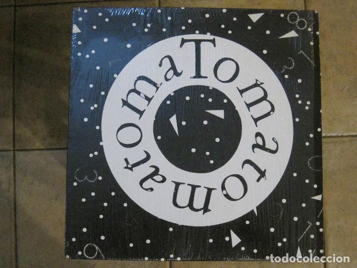 JÖRG THOMASIUS – TOMATO-GENERATION UNLIMITED '88 CASI NUEVO. (Música - Discos - LP Vinilo - Electrónica, Avantgarde y Experimental)